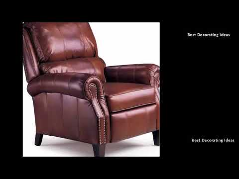 Leather Recliner And Ottoman By Flash Furniture Stylish Modern Interior