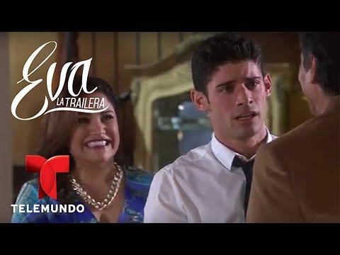 Eva La Trailera   Capítulo 13   Telemundo Novelas