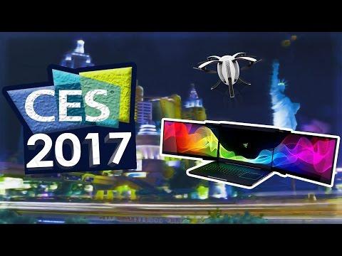 САМЫЕ ИНТЕРЕСНЫЕ НОВИНКИ CES 2017!
