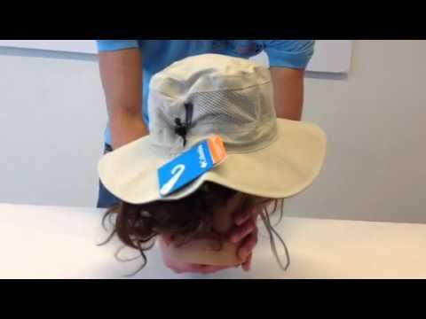 05ac5dcacbd3e Columbia Bora Bora Booney II Fossil One Size - YouTube