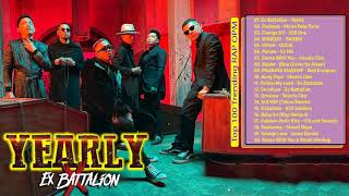 [YEARLY - EX BATTALION] - Hit Rap OPM Songs 2021 April -  Ex Battalion, Skusta Clee, Honcho, Flow G