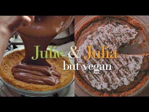 Julie & Julia. But Vegan.
