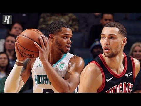 Chicago Bulls Vs Charlotte Hornets - Full Game Highlights | November 23, 2019 | 2019-20 NBA Season