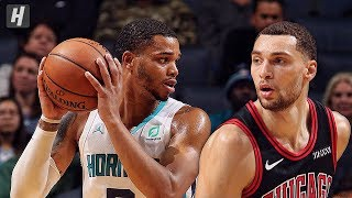 Chicago Bulls vs Charlotte Hornets - Full Game Highlights | November 23, 2019 | 2019-20 NBA Season