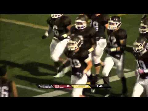University of St Francis Football (IL) vs Robert Morris University