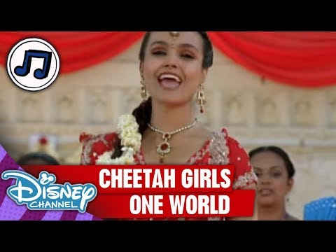 Cheetah Girls One World  One World  Disney Channel