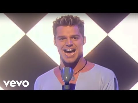 Ricky Martin – Livin' La Vida Loca