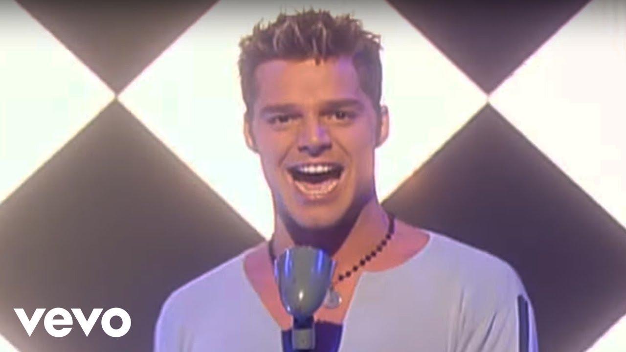 Ricky Martin — Livin / La Vida Loca