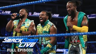 WWE SmackDown LIVE Full Episode, 11 June 2019