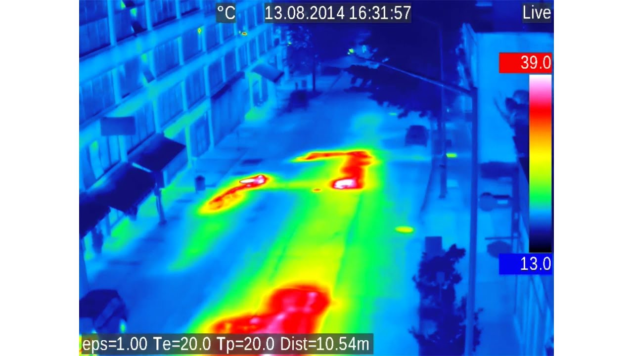 Expert Series Infrared Cameras: The Best Thermal Images from Fluke ...