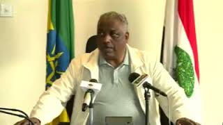 Ethiopia: House Speaker Abadula Gemeda press Release