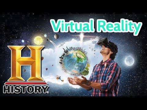 A Brief History of Virtual Reality