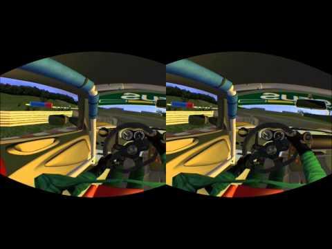 GTR2 - Lotus Elise @ Knutstorp with Oculus Rift
