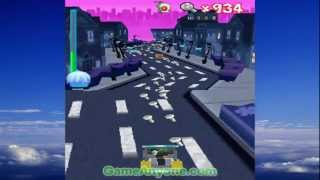 Nicktoons: Attack of the Toybots (NDS) - Part 6 (Amity Park 2/2)