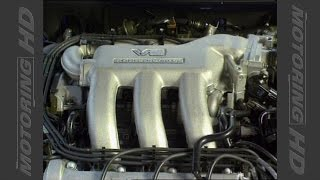Throwback Thursday: 1992 Mazda MX-6 Test Drive
