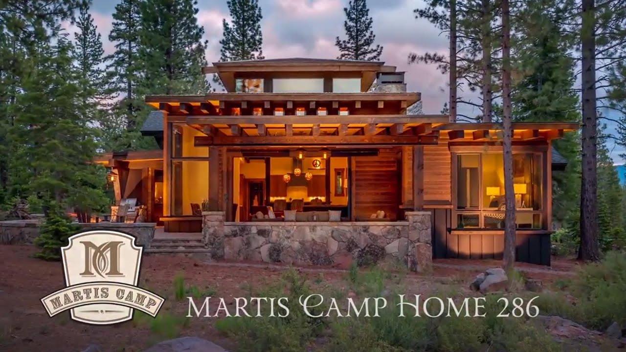 Martis Camp Custom Home 286 Sold Youtube