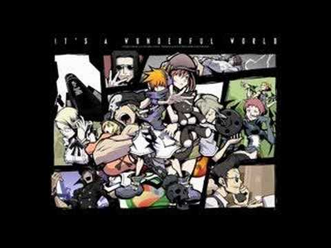 The World Ends With You - Twister