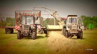 DDR Landmaschinen ZT 300 & Hochdruckpres...