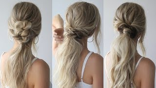 easy prom hair tutorials