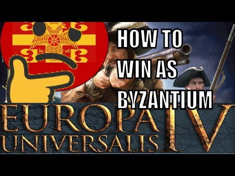 EU4 How To Win As Byzantium