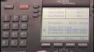 Nortel 2004 Express Directory