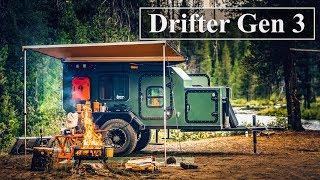 Drifter Trailers Gen 3 Walk Around