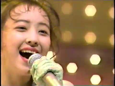 高橋由美子「PEACE BOMBER」「ETUDE」「Good Love」1993.11.07『アイドルオンステージ』より
