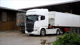 Scania V8 Échappement Libre SOUND !!!