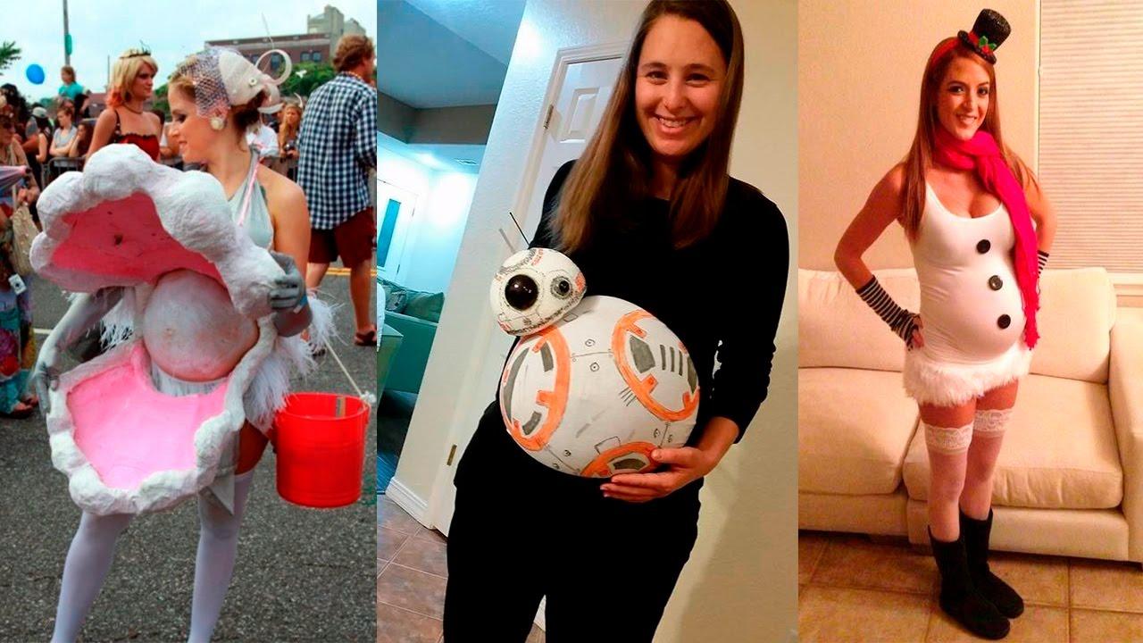 Top Disfraces De Halloween Para Embarazadas Top Halloween Costumes - Disfraces-de-halloween-para-embarazadas