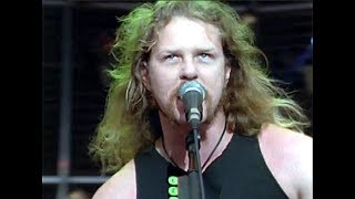 Download Metallica - Enter Sandman Live (Stranger in Moscow, Moscow Russia   1991)