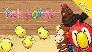 Gambar cover Lagu Anak Indonesia | Tek Kotek