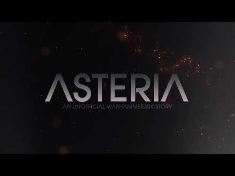 Asteria: an unofficial warhammer 40k story TEASER