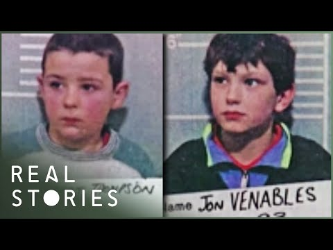 Unforgiven: The Boys Who Killed Jamie Bulger (Crime Document