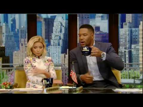 Live! With Kelly and Michael 5/12/16 Kate Beckinsale (Love & Friendship); Joe Morton (Scan