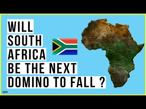 Will South Africa's Rapid Currency Decline Cause A COLLAPSE? 27% Unemployment Out of Control!