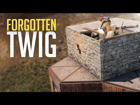FORGOTTEN TWIG - Rust Duo [1/7]