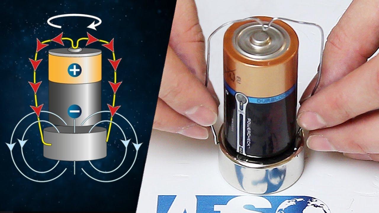Il principio base del motore elettrico forza di lorentz youtube - Come funziona lo scaldabagno elettrico ...