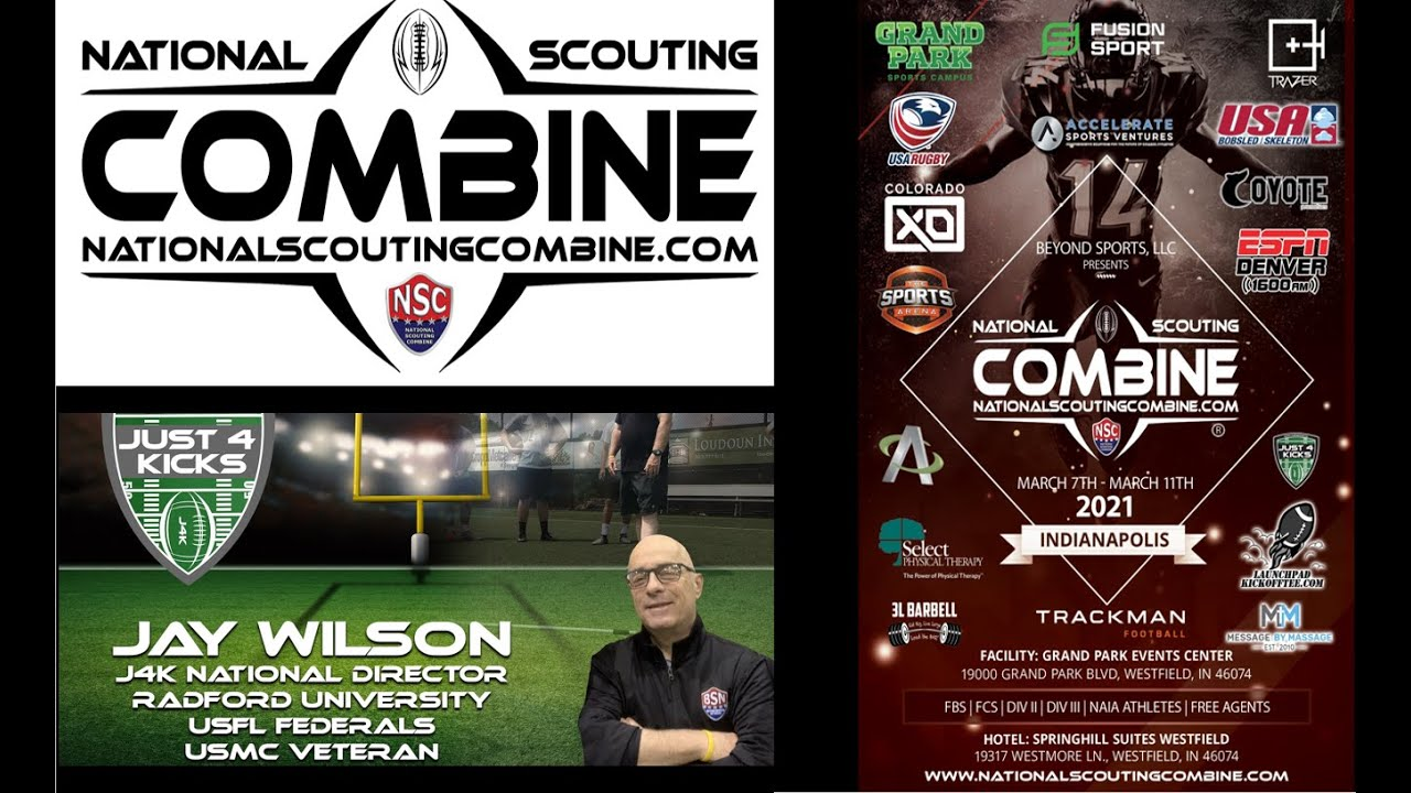 National Scouting Combine Interview w/ Director Of Player Personnel Jay Wilson