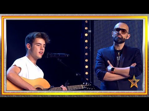 Singer OVERCOMES His FEARS Thanks To The Help Of The Judges | Auditions 8 | Spain's Got Talent 2019