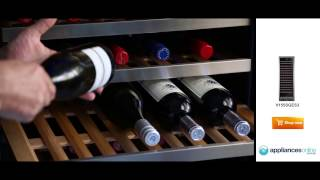Overview Of The Vintec V155sges3 Wine Storage Cabinet With Humidity Control - Appliances Online