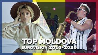 Eurovision MOLDOVA (2010-2020)   My Top 11