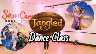 Free Online Toddler Tangled Dance Class