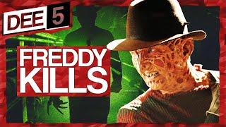 Die 5 besten Freddy Kills   Dee 5   A Nightmare on Elm Street