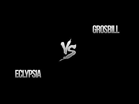 SARDOCHE CAST - ECLYPSIA VS GROSBILL - 8 ÈME DREAMHACK - GAME 1