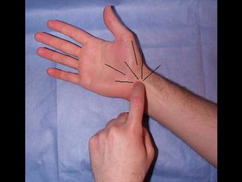 Easy Self-Tests for Wrist Tendonitis - YouTube