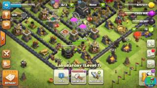 Clash of clans statistics ep349 part 1 july 15th 2017 stats