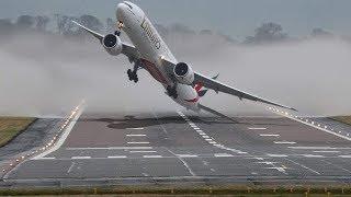 Kaydedilmiş En İnanılmaz Uçak İnişleri