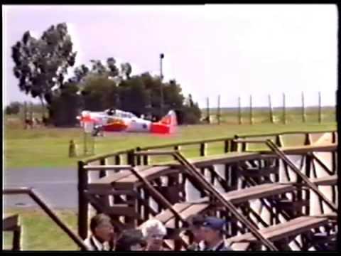 CFS Dunnottar, SAAF Wings Parade, 1991-12-05