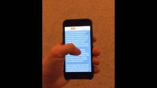 Liss/Arment Method vs Siracusa Method: Corner Reach Test iPhone 6