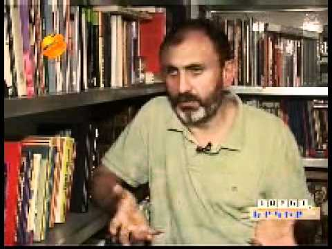 Armen Martirosyan Antares media holding erkir media interview